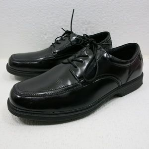 Nunn Bush Kore Polished Leather Dress Oxfords 12 W